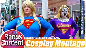 atlantic city halloween 2015 atlantic city boardwalk con acbc 2016 cosplay montage featuring
