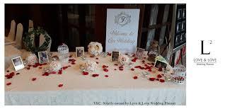 Our Wedding Planner Love U0026 Love Wedding Planner Wedding Wedding Planning In Perak