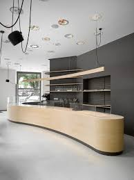 minimalist interiors cafe in prague proves minimalist interiors can be playful freshome
