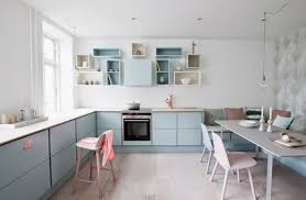 pastel kitchen ideas cutest kitchen ideas with pastel color home design and interior