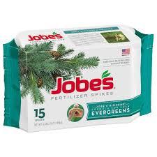 jobe u0027s evergreen tree fertilizer spikes 15 pack 01611 the home