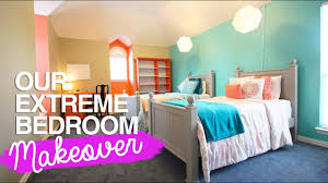 Full Bedroom Extreme Full Bedroom Makeover Amazing Transformation Before