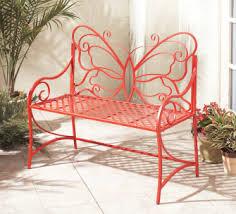 Butterfly Bench Iron Butterfly Garden Bench Buy In Bonita