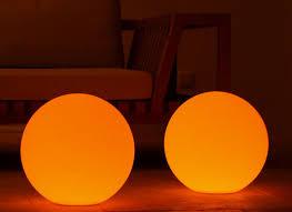 led furniture and decor