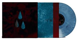 500 photo album afi the blood album limited to 500 blue 500 yellow 500