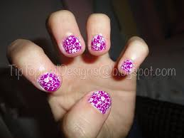 tip top nail designs july 2010
