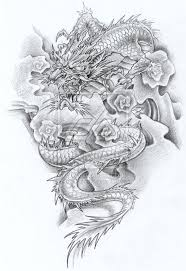 truly nice grey phoenix tattoo on ribs