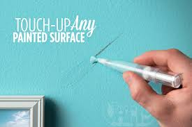 paint retouching pens touch up your walls quickly and easily