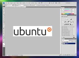 how to install photoshop cs4 in ubuntu using wine and playonlinux