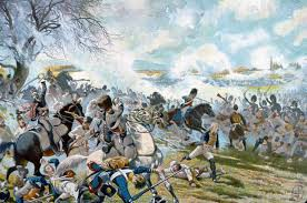 French Flag Revolutionary War Battle Of Frœschwiller Or The Battle Of Wœrth French