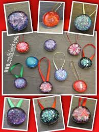 craft klatch recycled nail ornaments