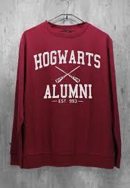 hogwarts alumni tshirt harry potter on the hunt