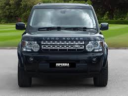 land rover discovery black used black land rover discovery for sale essex
