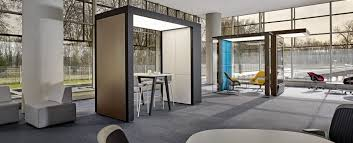 bureau design irys prefabricated modular glass partition for modern offices