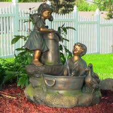 solar fountains with lights outdoor fountains with led lights purplebirdblog com