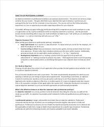 resume summary vs objective sample objective 40 examples in pdf word