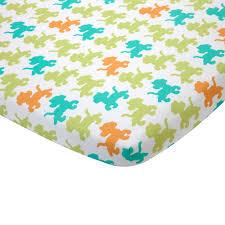 Porta Crib Bedding Set by Pink And Gray Chevron Mini Crib Bedding Carousel Designs Portable