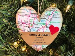 best 25 engagement ornaments ideas on pinterest personalized