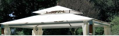 gazebo telo telo copertura top copertura arredo giardino e mobili da
