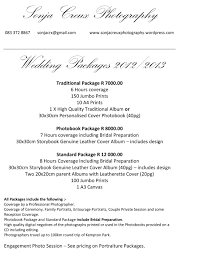 Photography Wedding Packages 100 Wedding Photography Packages Wedding Photography And