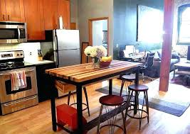 portable kitchen island with seating portable island with seating kitchen island seats 4 or portable