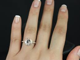 10mm diamond rosados box eloise 10mm gold morganite and diamond