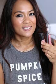 joanna gaines no makeup mac nicki minaj lipstick and the first psl of the season makeup