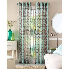 Better Homes And Gardens Decorating Ideas by Better Homes And Gardens Vintage Rose Sheer Window Panel