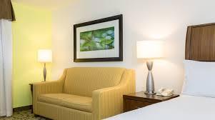 Living Room With Sofa Hilton Garden Inn Fort Worth Fossil Creek Hotel