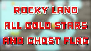47 Star Flag Flappy Golf 2 Rocky Land All Gold Stars And Ghost Flag Youtube