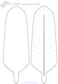 printable turkey feather template pattern thanksgiving turkey