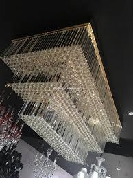 Rectangular Chandelier With Crystals Rectangular Crystal Chandelier Rectangular Crystal Chandelier