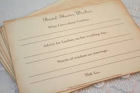 Marriage Advice Cards For Wedding Bridal Shower Advice Cards And Wish Cards Bride To Be Set Of