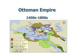 Ottoman Power by Ottoman Empire 1400s 1800s 1 Original Location Of The Ottoman