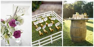 creative ideas for outdoor weddings including small backyard
