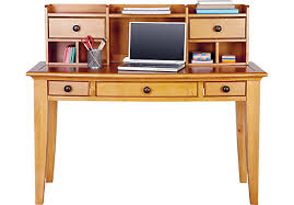 Pine Desk With Hutch Pine Desk From Carl Malmsten Light Wood Office Furniture Ye Olde