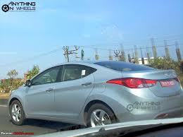 hyundai elantra price in india 2012 hyundai elantra avante edit spotted in india pics on pg