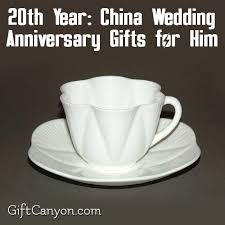 20th anniversary gifts 20th year china wedding anniversary gifts for him gift