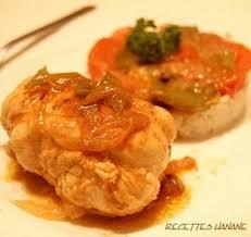 cuisiner des escalopes de poulet recette escalope de poulet farcie au fromage fondant 750g