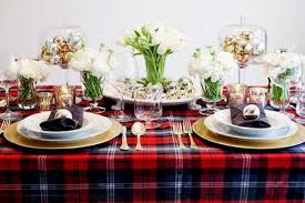christmas party table decorations elegant christmas table decorations for 2016 easyday
