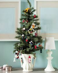 miniature christmas trees 30 mini christmas trees decoration ideas christmas celebration