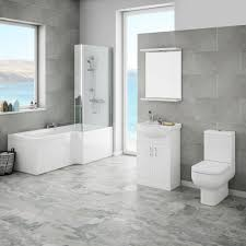 cove modern shower bath suite victorian plumbing uk