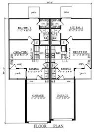 12 best duplex plans images on pinterest duplex plans floor