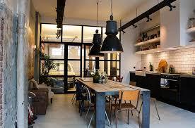 Vintage Galley Kitchen - kitchen decorating eclectic design kitchen remodel design
