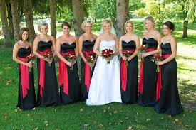 black bridesmaid dresses black bridesmaid dresses with sash for the eye catching appeal