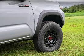toyota tacoma road wheels 2017 toyota tacoma trd pro drive