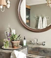 sink bathroom decorating ideas 25 beautiful farmhouse bathroom designs