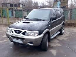 nissan terrano 1996 used 2000 nissan terrano ii photos 2700cc diesel automatic for