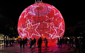 lights around the world 2015 baubles and