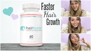 hair burst vitamins reviews faster hair growth using hairburst youtube